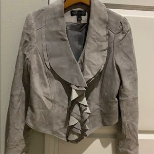Bagatelle Leather Suede Jacket great condition